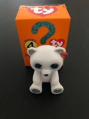 Official Ty Glacier Mini Boo. Brand New With Box. Pet Free Home • 1.99£