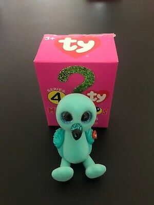 Official Ty Inky Mini Boo. Brand New With Box. Pet Free Home • 1.99£