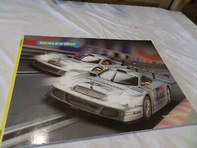 Scalextric 2000,41st Edition Catalogue/price List-v Tidy • 4£
