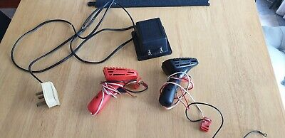 Scalextric Power Pack And 2 Hand Controllers Circa 1980's • 9.99£