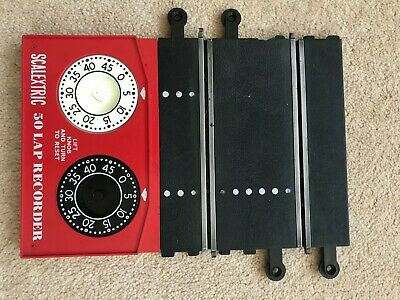Scalextric Lap Counter (used) • 1.30£