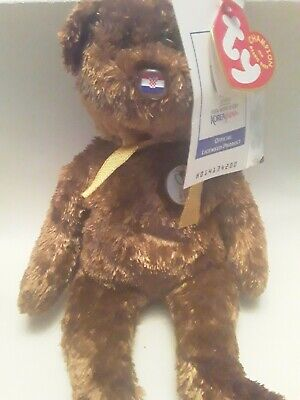 Ty  Champion The Beanie Baby. * Croatia * Korea/japan World Cup 2002  • 2.99£
