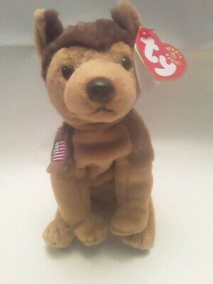 Ty  Beanie Babies.  Courage With Tags • 2.99£