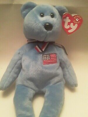 Ty Babies Bears .. America September 11th 2001 With Tags • 2.99£