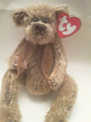 Ty Bears Attictreasures * Birch* Growing Old Gracefully • 2.99£