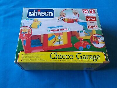 Chicco Garage Playset With 2 Cars • 9.99£