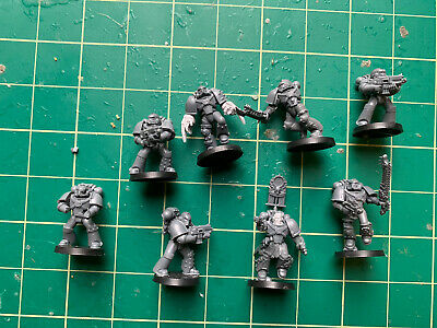 Games Workshop Warhammer 40k Horus Heresey Space Marines • 3.20£