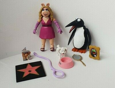 The MUPPETS MISS PIGGY Dst Diamond Select Figures Henson Labyrinth Dark Crystal  • 1£