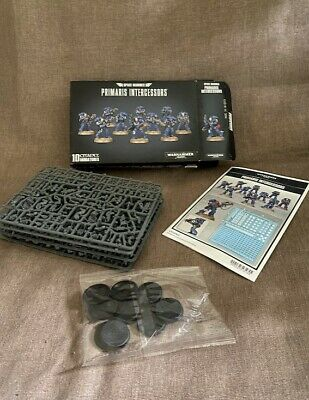 NEW Warhammer 40k 10 X Miniatures Primaris Intercessors • 7.20£