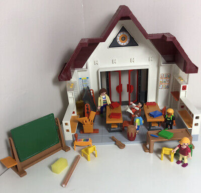 Playmobil 6865 City Life School House Playset + EXTRAS • 18£