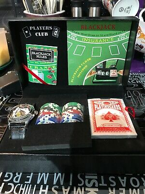 Black Jack Players Club Set • 20£