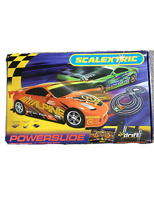 Scalextric - Porsche Power-Slide - Complete - Tested & Working - Great Condition • 10.50£