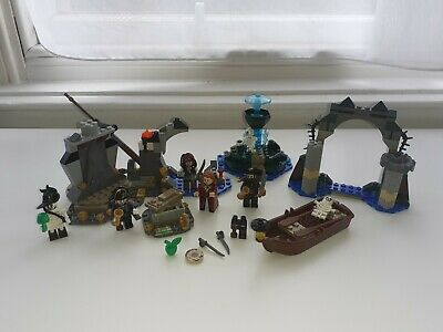 2 Lego Pirates Of The Caribbean Sets - 4192 & 4181 + Mini Figs & Instructions • 8.50£