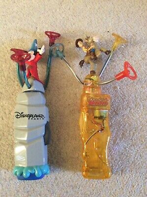 Children's Spinning Torches - Mickey Mouse/Toy Story 2 - Disney - Spares/Repairs • 9£
