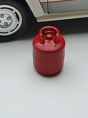 3d Printed 1/18 Scale Gas Bottle Cylinder For Garage Diorama BUY 2 GET 1 FREE • 2.59£