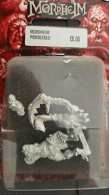 Warhammer Mordheim - Possessed With Crab Claw, Giant Hand & Beard (OOP) • 20£