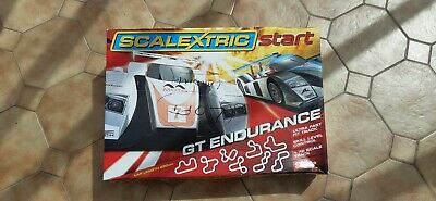 Scalextric Start GT Endurance Set, Well Used. • 1£