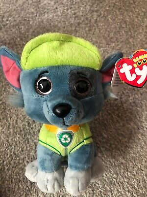 """Official Ty 6"""" Rocky Beanie Boo. Brand New With Tags • 4£"""