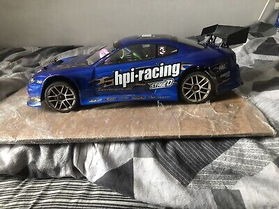 Rc Hpi Rs4  • 120£