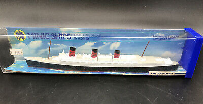 Hornby Minic Ships RMS Queen Mary M703 - Mint In Box • 25£
