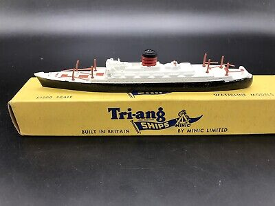 Triang Minicm710 Rms Sylvania - Mint Boxed • 35£