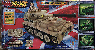 Character HM Armed Forces: Army Fast Pursuit Battle Tank • 34£