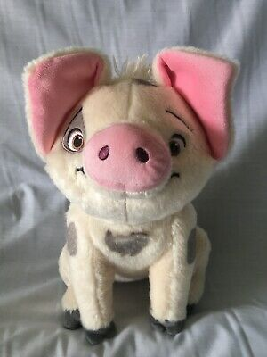 POSH PAWS MOANA PIG PUA PLUSH SOFT TOY 8 Inch And In Lovely Condition • 6.90£