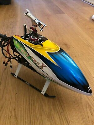 Align Trex 500x With JR XG8 Transmitter + Lot Of Extras - Never Flown  • 750£