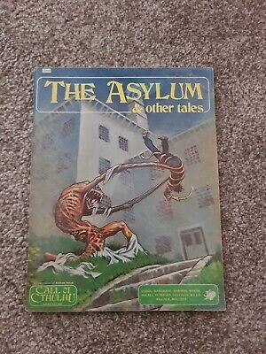 Call Of Cthulhu The Asylum Excellent Condition OOP  • 35£