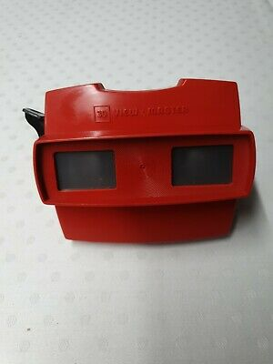 3D View Master Viewer Red • 18£
