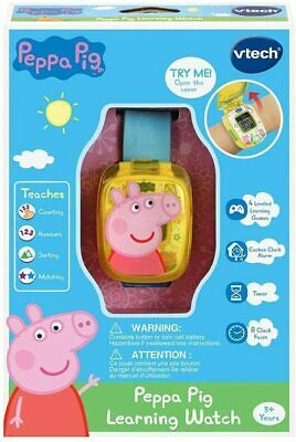 Peppa Pig's Learning Watch • 18.99£