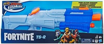 Nerf Super Soaker Fortnite TS-R  Water Blaster Toy - Pump Action - BRAND NEW! • 19.99£