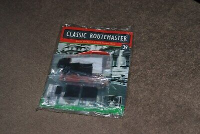 Hachette Partworks 1:12 Build The Classic Routemaster Issue 39 Unopened • 7.99£