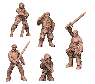 28mm Bandits Dark Realms  (multi-listing) • 12£