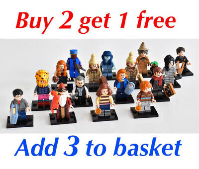 Lego 71028 Harry Potter Series 2,(Choose Your Minifigure) BUY 2 GET 1 FREE(SALE) • 64.95£