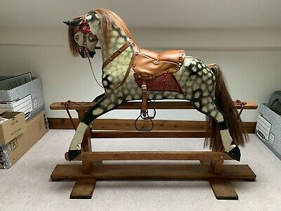 Collinsons Original Rocking Horse Mid 1960s  • 1,100£