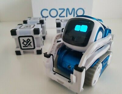 ANKI Cozmo Limited Edition - Boxed With X3 Cubes And Charger • 220£