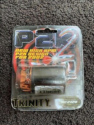 New Trinity P2K Vintage Pro 2 RC Brushed Motor RC2120 • 50£