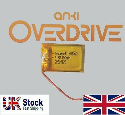 Anki Overdrive Car Replacement Battery Upgrade 3.7v 100Mha UK STOCKED ITEM • 9.99£