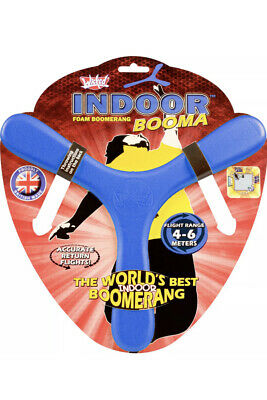 Wicked Indoor Boomarang Flying Sports Toy • 7.99£
