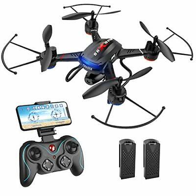 Holy Stone F181W 1080P WiFi FPV Drone With Wide-Angle HD Camera Live Video RC • 96.99£