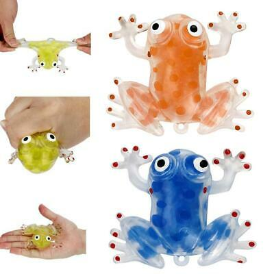 2020 New Children's Anti-stress Toy Vents Tricky Little Frog Squeeze Toy M9E1 • 2.25£
