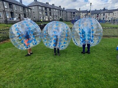 3X Zorb Balls Size 1.2m Commercial Grade • 70£