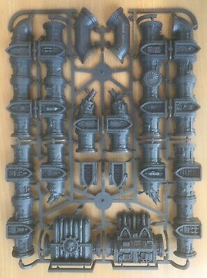NEW Fuel Pipes - Warhammer 40,000 Terrain - New On Sprue • 9.99£