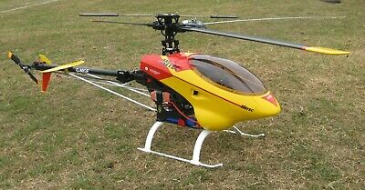 Thunder Tiger Raptor 30 R/C Helicopter - Electric Powered & Unfinished • 130£