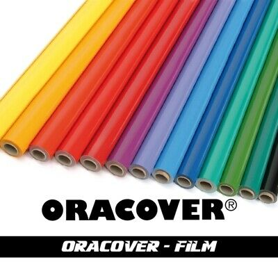 Oracover Iron On Profilm Covering 2m Rolls For RC, FF & Balsa Model Aircraft • 21.50£