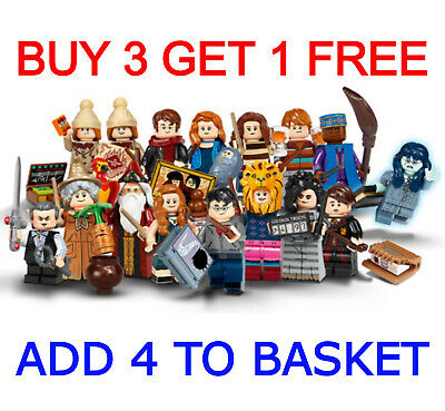 LEGO 71028 LEGO HARRY POTTER SERIES 2 (Pick Your Minifigure) Buy 3 Get 1 Free!! • 64.75£