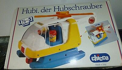 Chicco Vintage Helicopter No 64146 - With Two Pilots  • 18.99£
