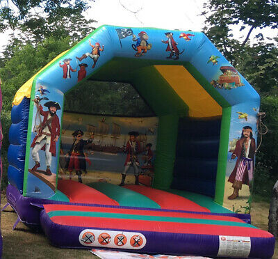 Pirate Bouncy Castle Inflatable • 499£
