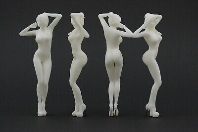 Diana Show Girl Figure For 1:18 IGNITION Toyota • 22£